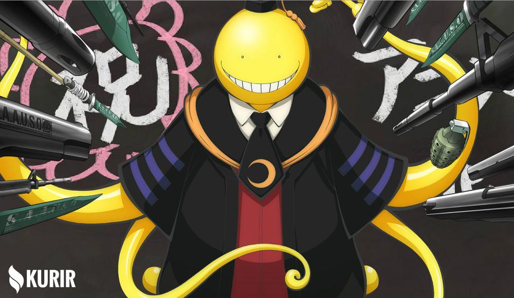 Karakter Anime Tercepat Koro Sensei