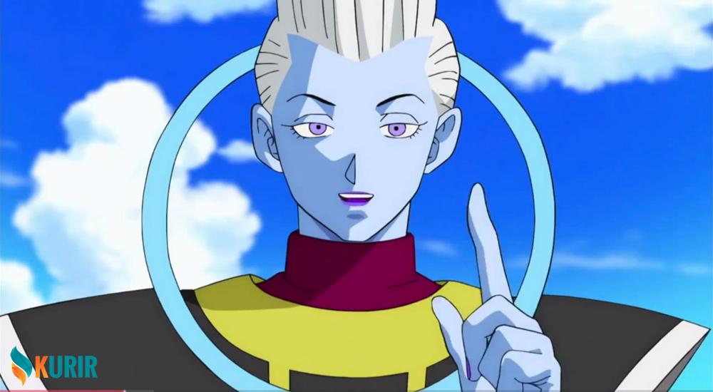 Karakter Anime Tercepat Whis