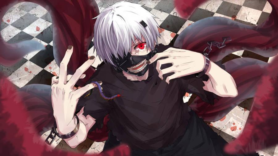 Karakter Anime Terkuat : Kaneki Ken