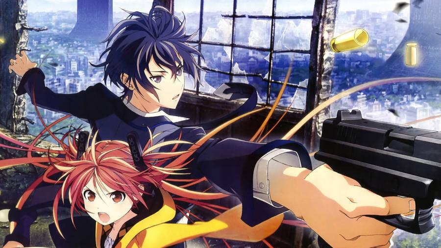 Karakter Anime Terkuat : Satomi Rentaro